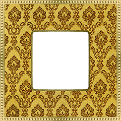 Belle Epoque Tapestry Рамка 1-ая gold-Bright Gold