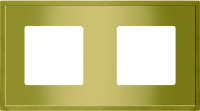 FEDE MADRID РАМКА 2-НАЯ, BRIGHT GOLD - FD01242OB